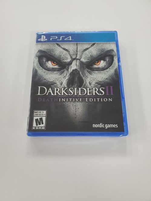 Darksiders II [Deathinitive Edition] (NEW)