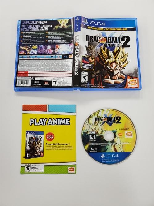 Dragon Ball: Xenoverse 2 (Day One Edition) (CIB)