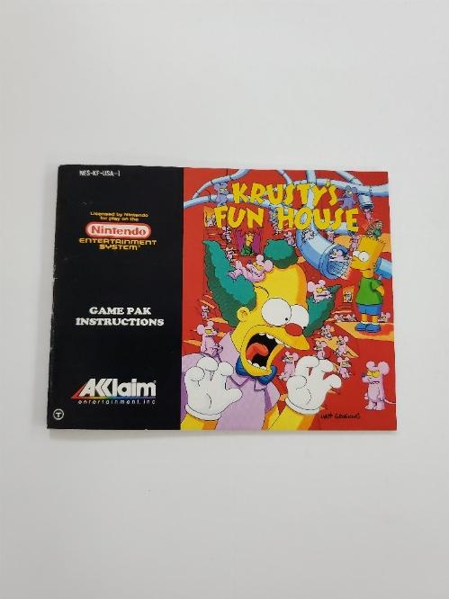 Krusty's Fun House (I)