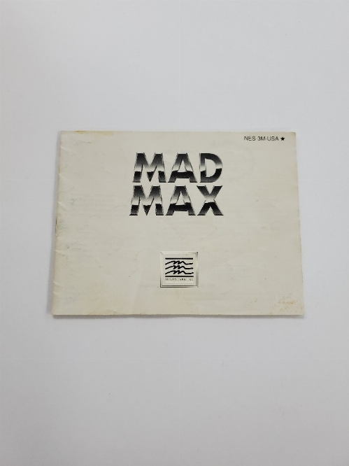 Mad Max (I)
