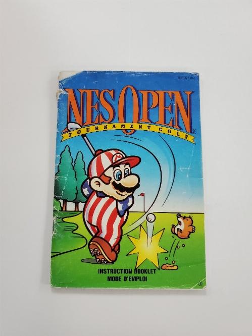 NES Open Tournament Golf (I)