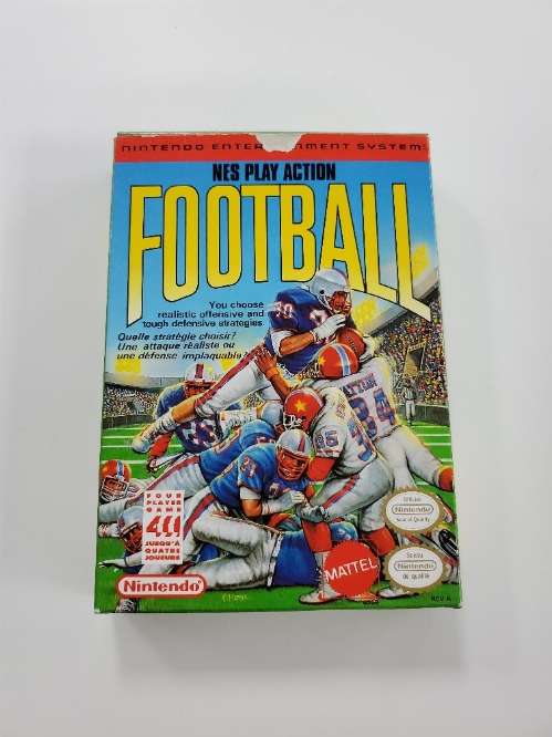 NES Play Action Football (B)