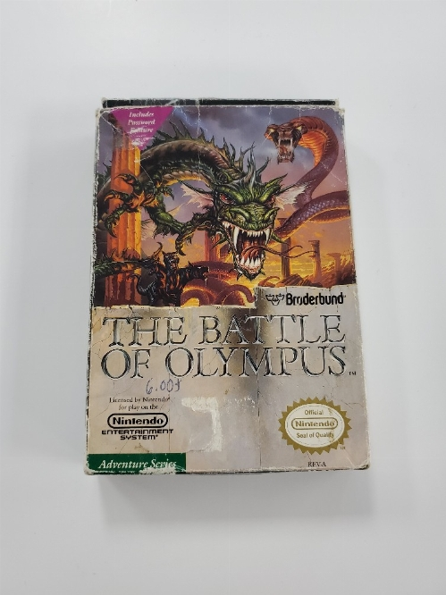 Battle of Olympus, The (B)