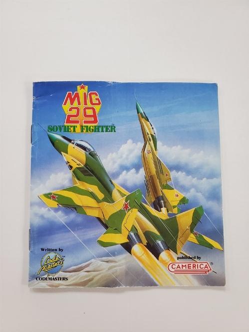 Mig 29 Soviet Fighter (I)