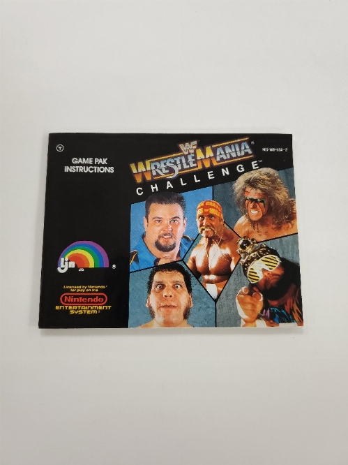 WWF WrestleMania Challenge (I)