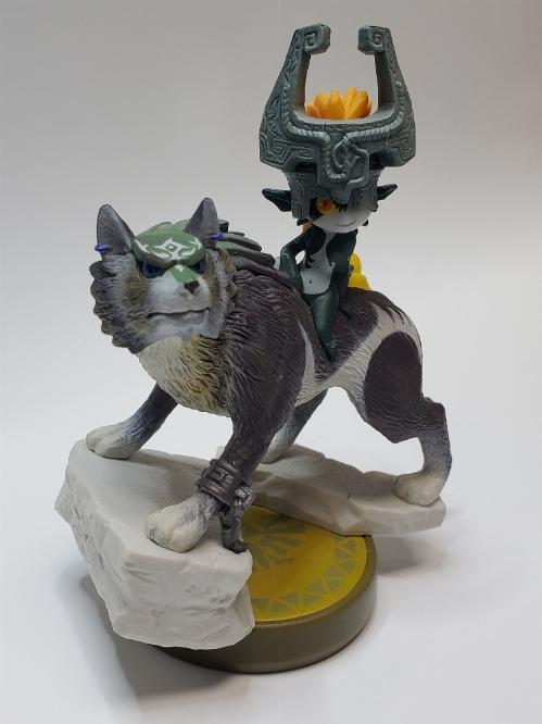 Link - Wolf (Twilight Princess Series) (C)