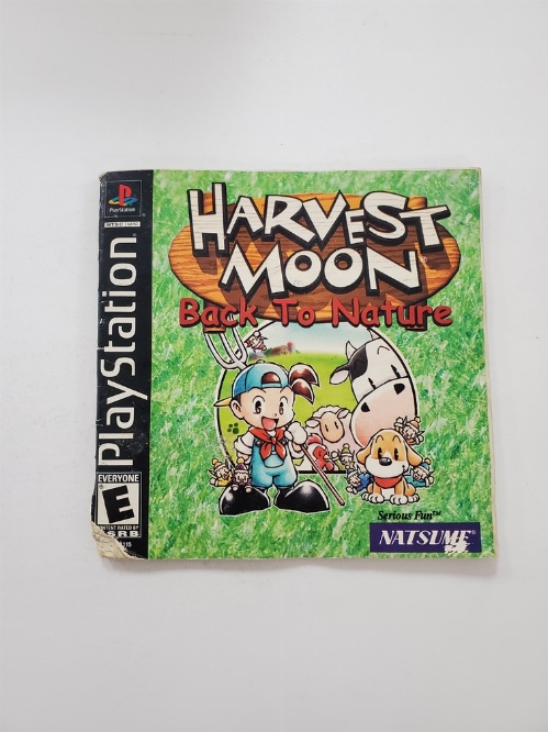 Harvest Moon: Back to Nature (I)