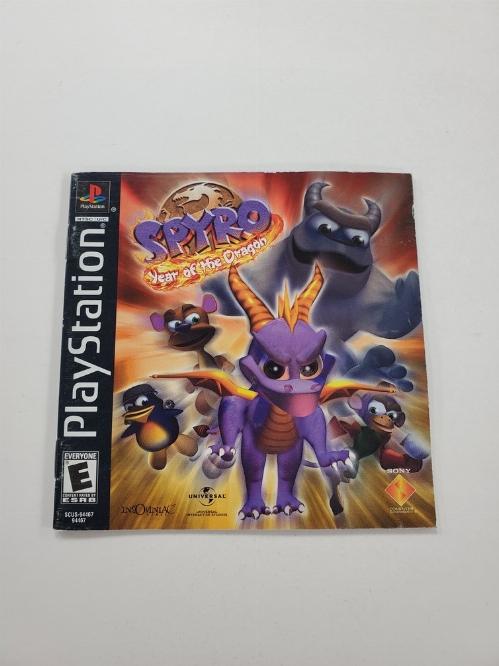 Spyro: Year of the Dragon (I)