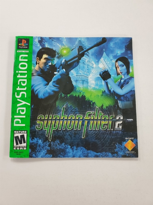 Syphon Filter 2 (Greatest Hits) (I)