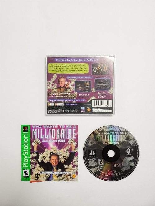 Who Wants to be a Millionaire: 2nd Edition (Greatest Hits) (CIB)