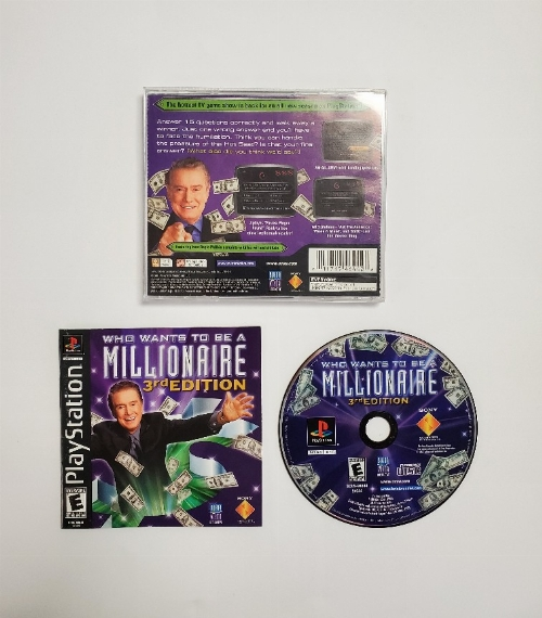 Who Wants to be a Millionaire: 3rd Edition (CIB)