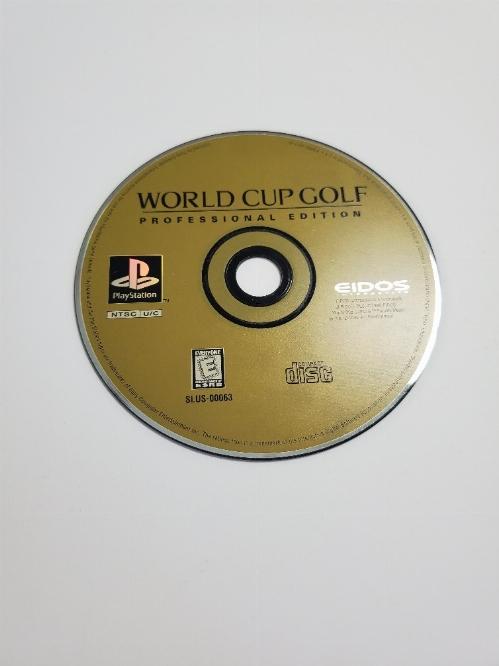 World Cup Golf (Professional Edition) (C)