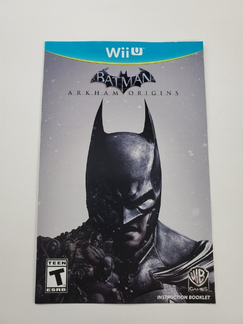 Batman: Arkham Origins (I)
