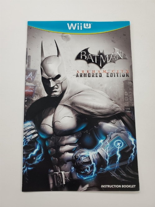 Batman: Arkham City Armored Edition (I)