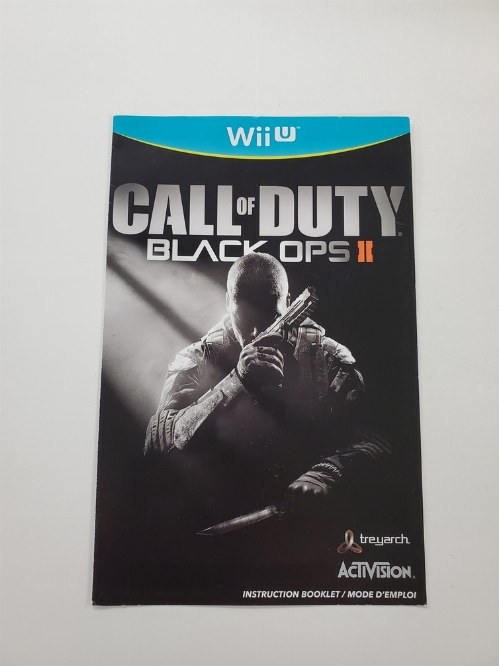 Call of Duty Black Ops II (I)