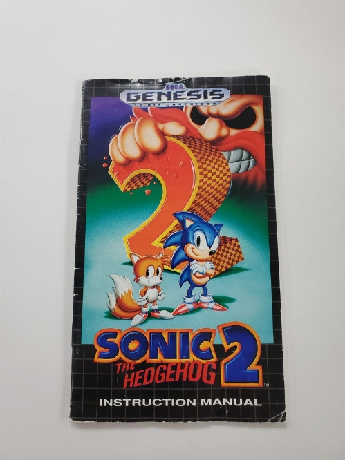 Sonic the Hedgehog 2 (I)