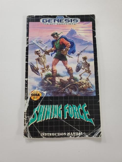 Shining Force (I)