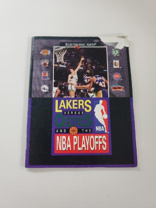 Lakers versus Celtics & The NBA Playoffs (I)