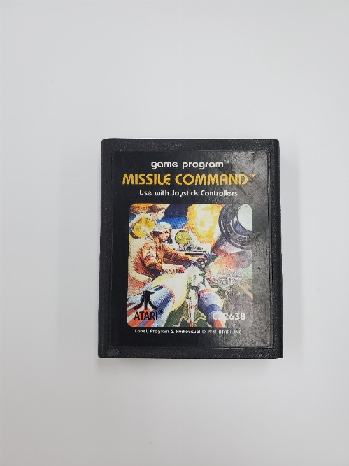 Missile Command (C)
