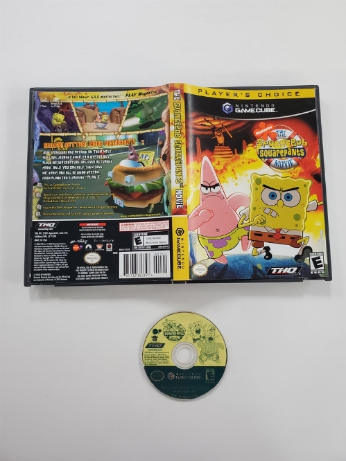 SpongeBob SquarePants The Movie [Player's Choice] (CB)