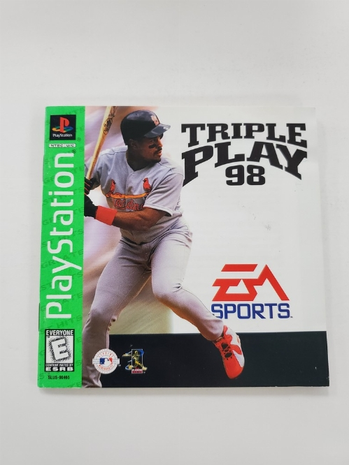 Triple Play 98 (Greatest Hits) (I)