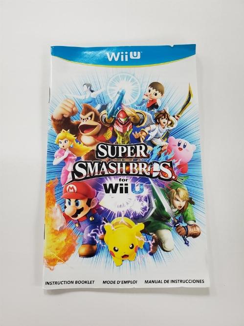 Super Smash Bros. for Wii U (I)