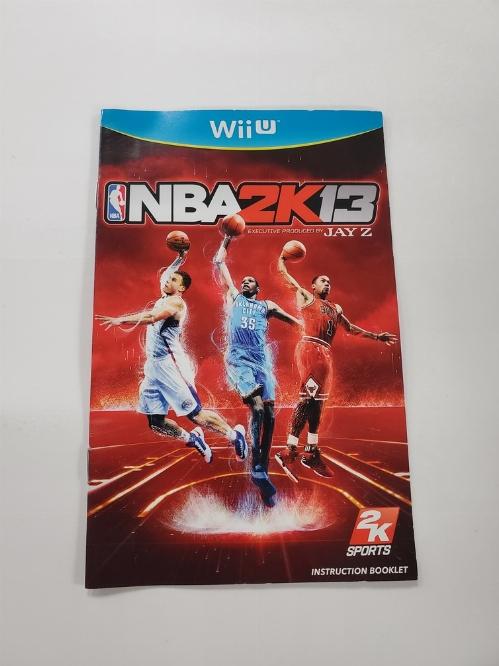 NBA 2K13 (I)