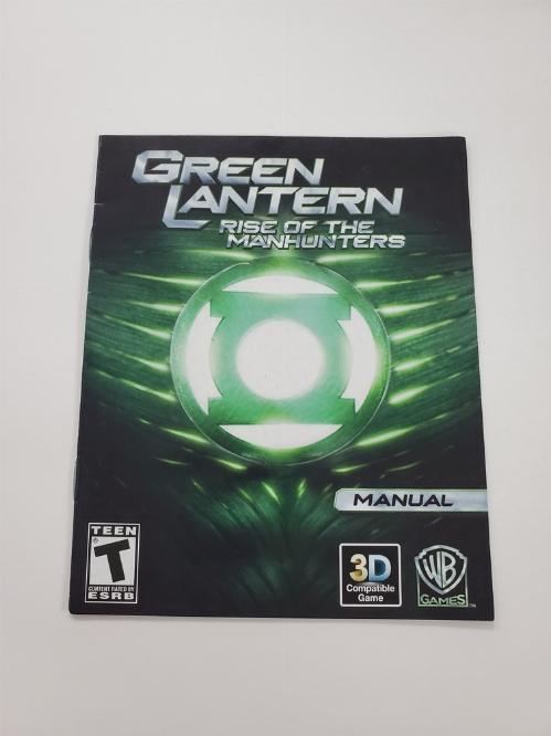 Green Lantern: Rise of the Manhunters (I)