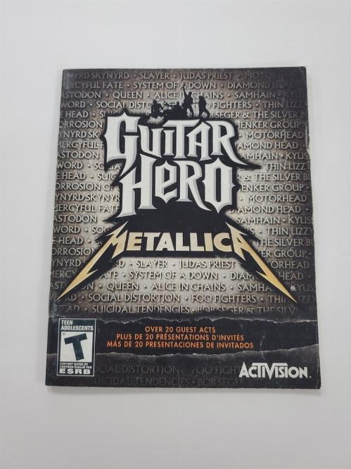 Guitar Hero: Metallica (I)