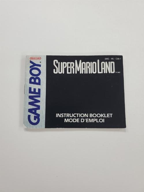 Super Mario Land (I)