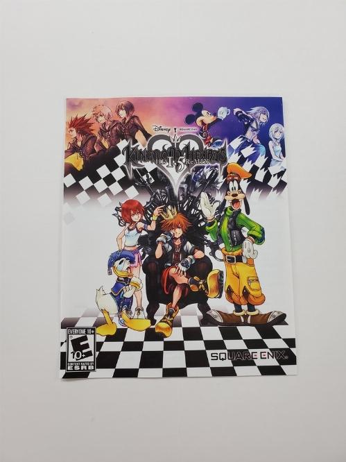 Kingdom Hearts HD 1.5 Remix (I)