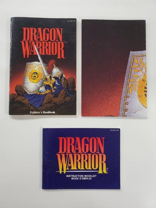 Dragon Warrior + Explorer's Handbook (I)