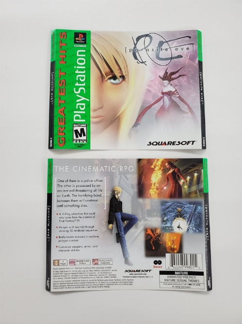 Parasite Eve (Greatest Hits) (B)