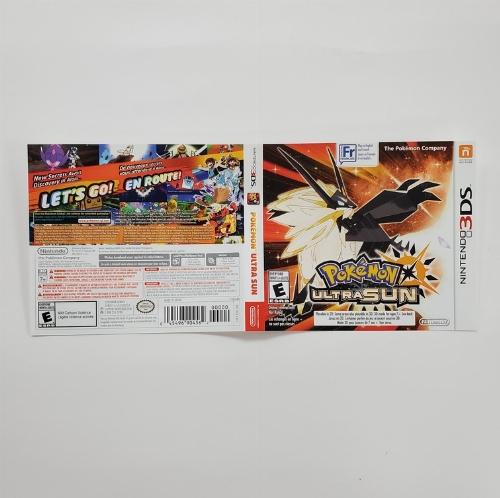 Pokemon Ultra Sun (B)