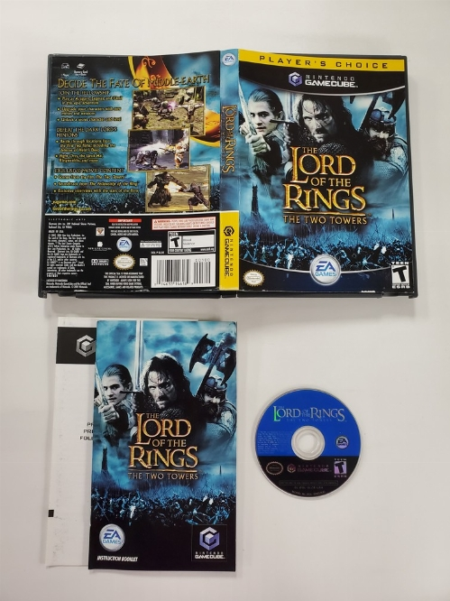 Lord of the Rings: Two Towers, The (Player's Choice) (CIB)