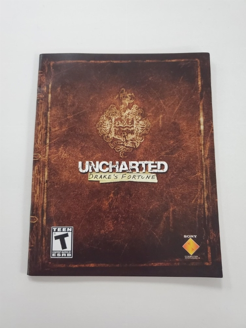 Uncharted: Drake's Fortune (I)