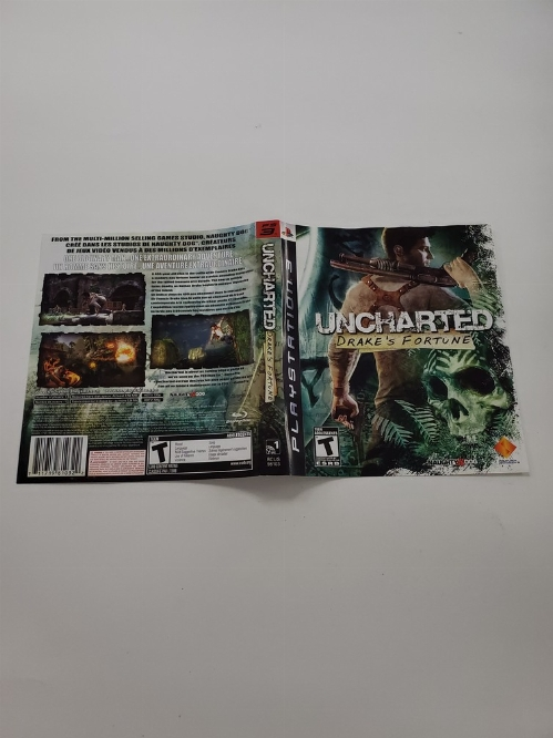 Uncharted: Drake's Fortune (B)