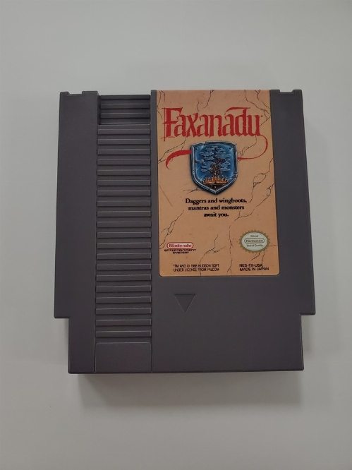 Faxanadu (C)