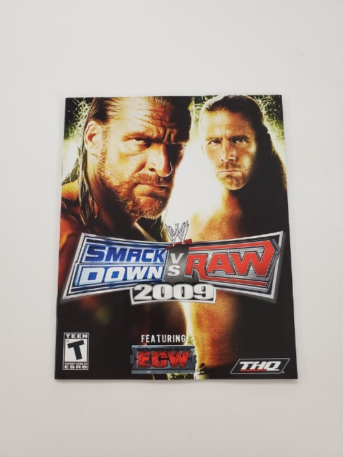 WWE SmackDown vs. Raw 2009 (I)