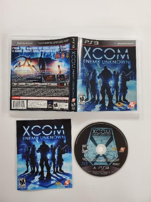 XCOM: Enemy Unknown (CIB)