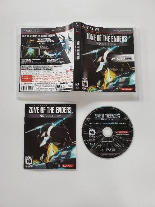 Zone of the Enders HD Collection (CIB)