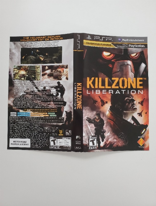 Killzone: Liberation (B)