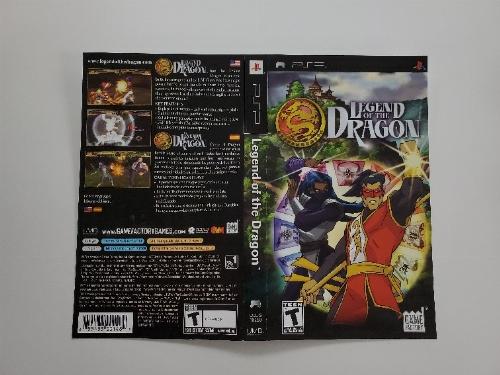 Legend of the Dragon (B)