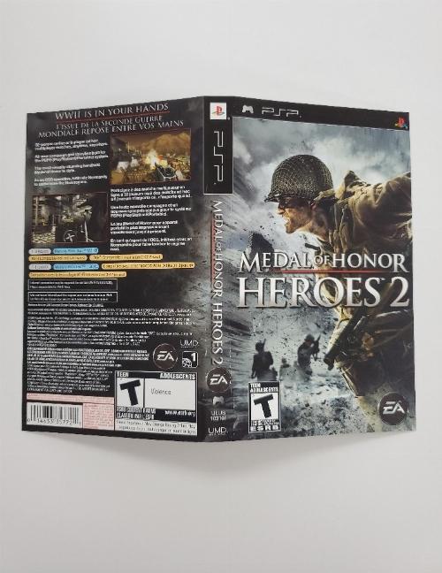 Medal of Honor: Heroes 2 (B)