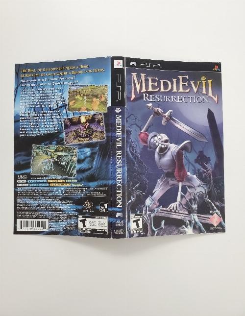 MediEvil: Resurrection (B)