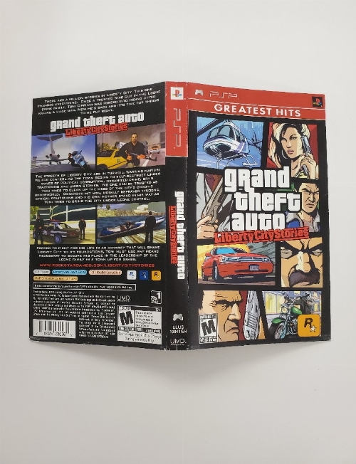 Grand Theft Auto: Liberty City Stories (Greatest Hits) (B)
