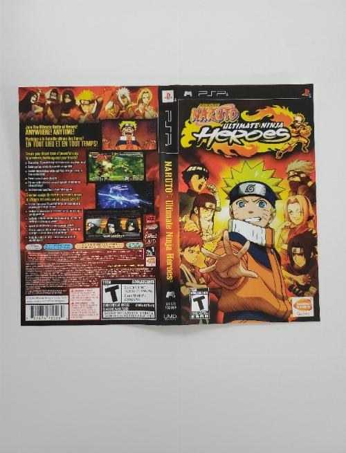 Naruto: Ultimate Ninja Heroes (B)
