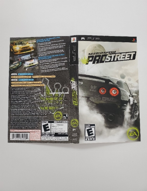 Need for Speed: ProStreet (B)