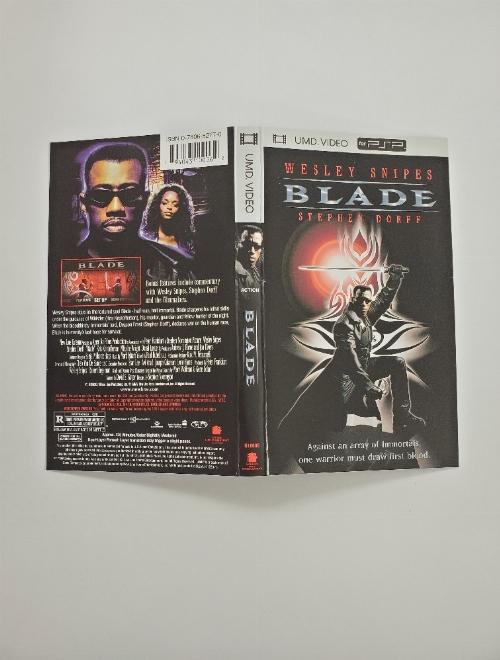 Blade (UMD Video) (B)