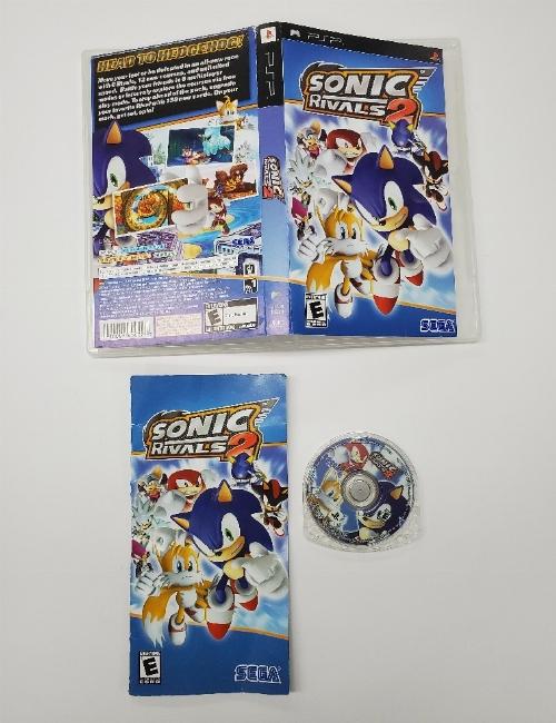 Sonic Rivals 2 (CIB)